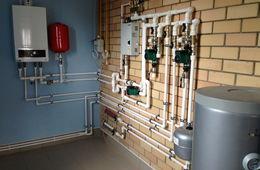 Монтаж газового отопления под ключ Королев
