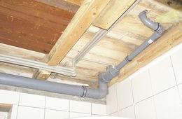 Монтаж канализации на даче под ключ Королев