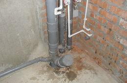 Монтаж канализации в квартире под ключ Королев