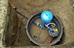 Монтаж водоснабжения на даче Королев