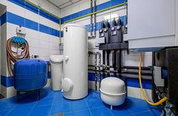 Монтаж водоснабжения в коттедже Королев