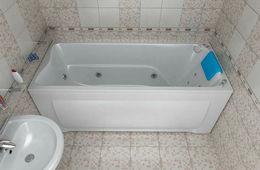 Монтаж гидромассажной ванны Королев