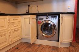Установка встраиваемой стиральной машины Королев